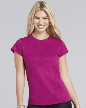 64000L Gildan Softstyle® Ladies T-Shirt
