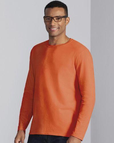 64400 Gildan Softstyle® Adult L/sleeve T-Shirt