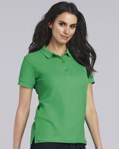 85800L Premium Cotton® Ladies Double Piqué Polo