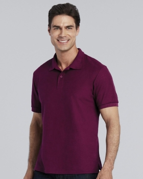75800 DryBlend® Adult Double Piqué Polo