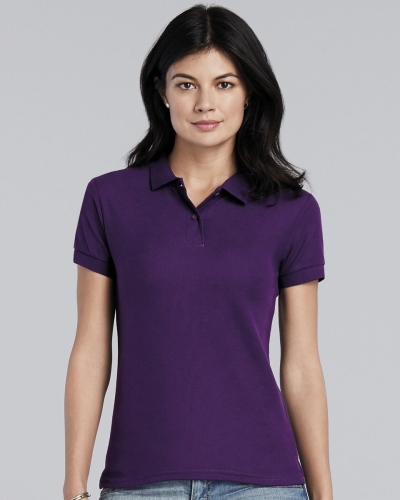 75800L DryBlend® Ladies Double Piqué Polo