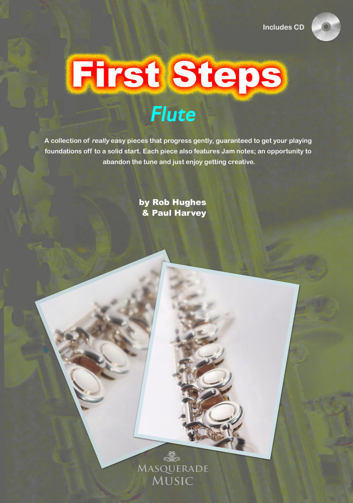 First Steps Flute Pre-order price Special!