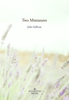 Two Miniatures (Recorder Duet with Piano, by John Sullivan).