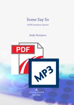 Some Say so front pdf edition