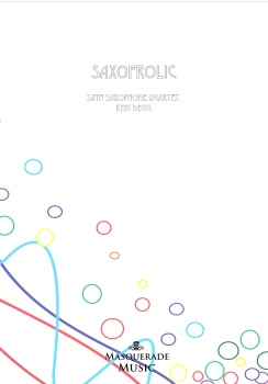 Saxofrolic SATB Saxophone Quartet