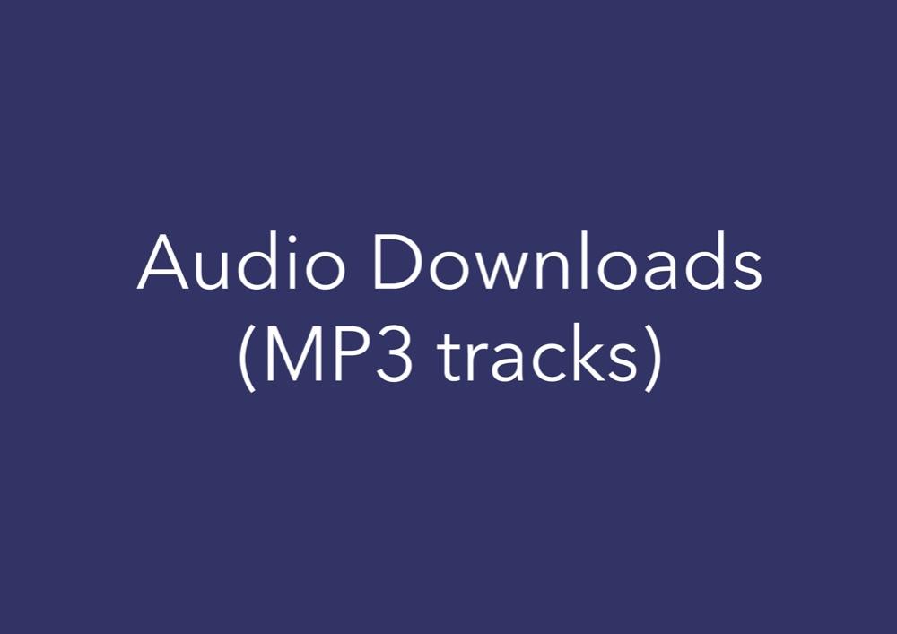 Audio Downloads Shop