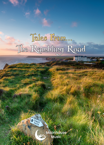 Rambling Road - Front Cover