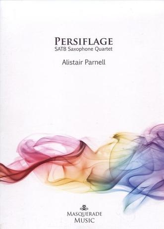 Persiflage cover