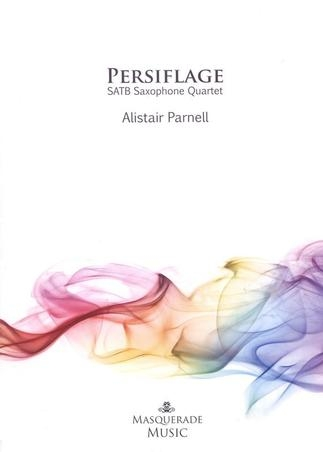 Persiflage final cover
