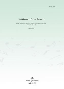 40 Graded Flute Duets (Grades 1-5)