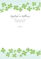 Kayleigh in Killarney SATB Saxophone quartet (incl optional 5th part)