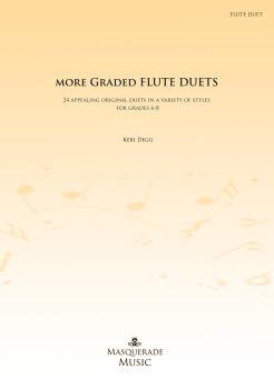 More Graded Flute Duets (Grades 6-8)