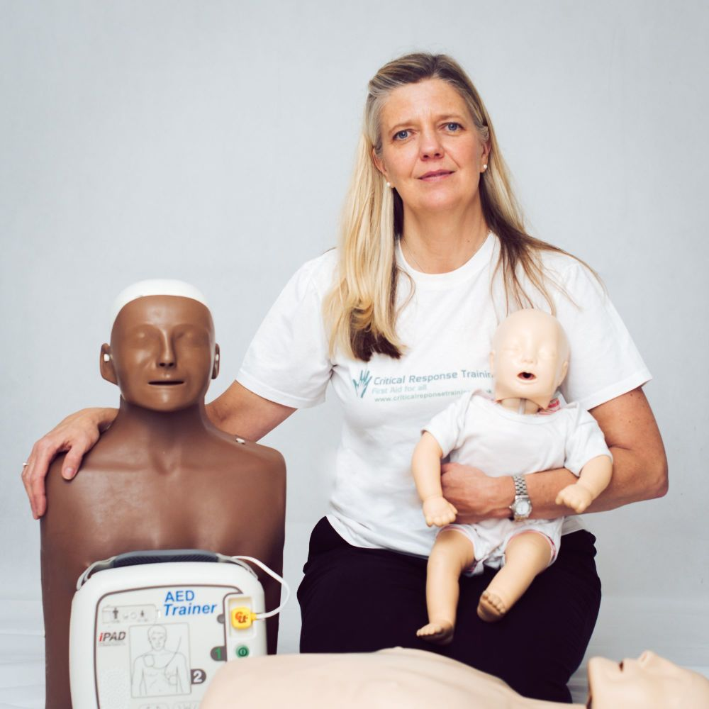Family First Aid on-line course