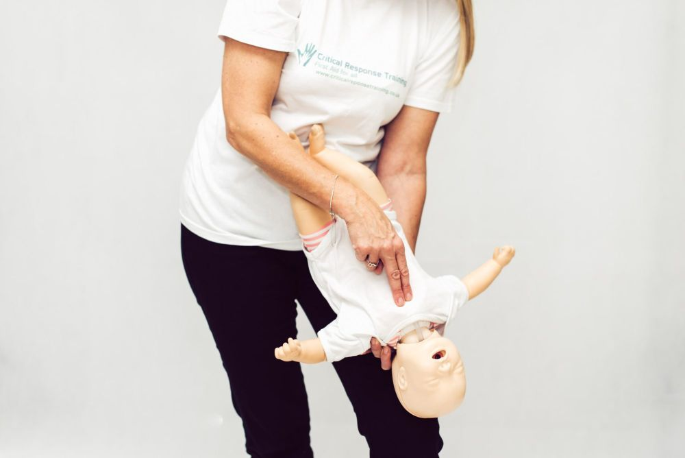 12-hour Blended Paediatric First Aid course : 10th April 2021