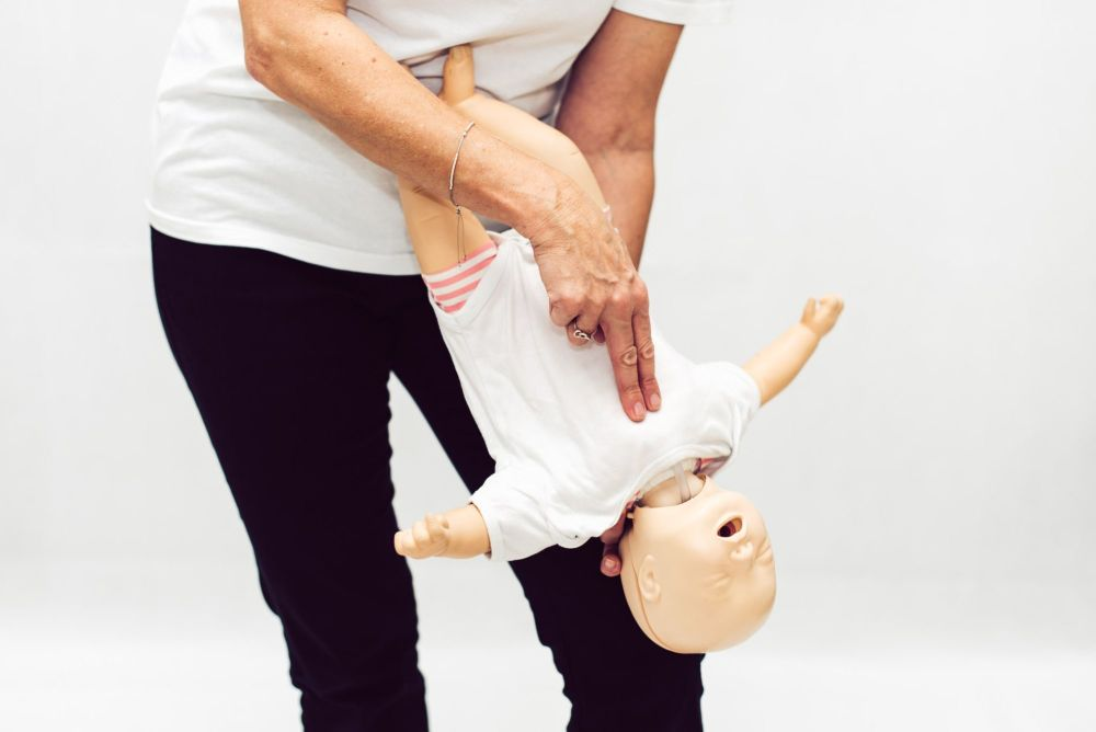 12-hour Blended Paediatric First Aid course : 12th June 2021