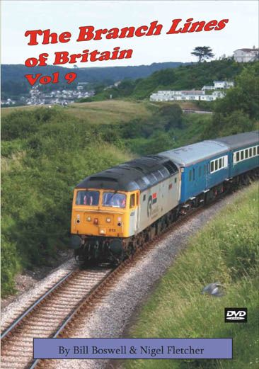 The Branch Lines of Britain Vol 9