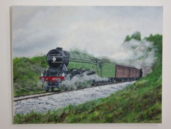 LNER 4472 THE FLYING SCOTSMAN Steam Locomotive