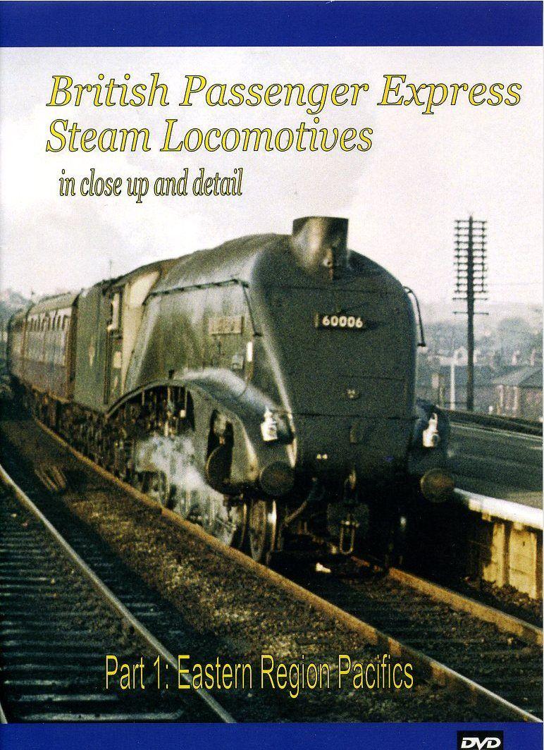 Special Offer  - British Passenger Steam Locomotives