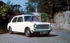 ZZ Morris 1100 TME958F 1972