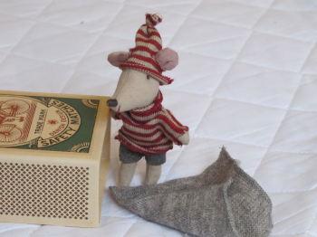 2015 Xmas Little Mouse