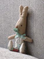 New Patterned Teeny Tiny Boy Bunny