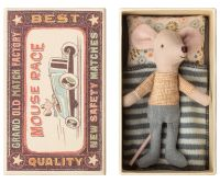 *BEST SELLER* Little Winter Brother Mouse in a Box