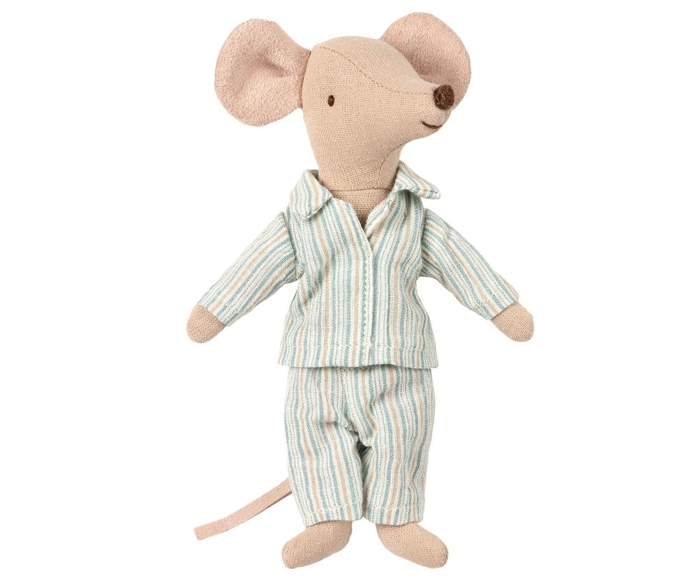 Maileg Big Boy PJs Mouse in a Box