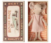*BACK IN STOCK!* Favourite Big Sister Nightdress Mouse in Box