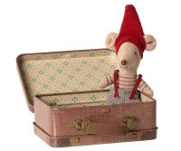 Christmas Mouse in Suitcase, Little Brother