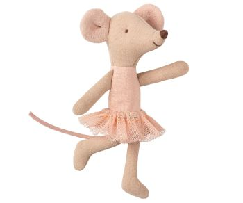 Ballerina Mouse, Little Sister