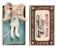 *BACK IN STOCK* Little Star Boy Mouse in a Box