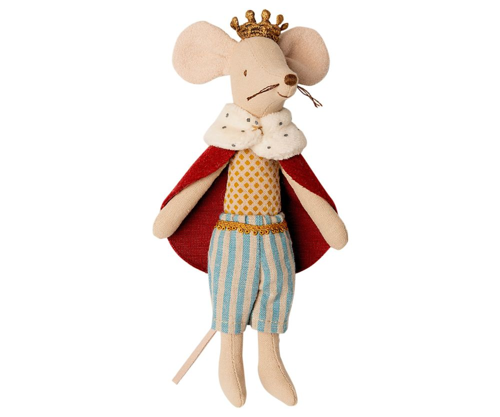 BACK IN STOCK! King Mouse