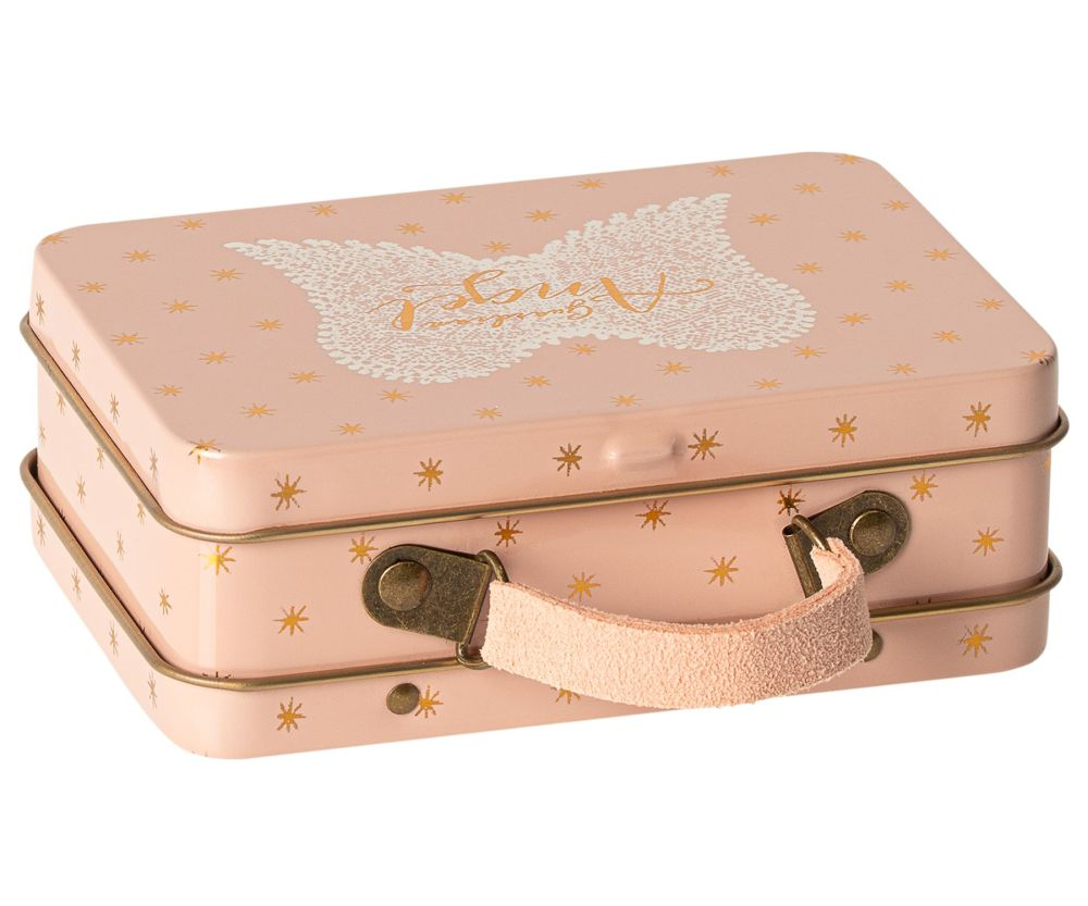 Metal Suitcase, Guardian Angel (Reduced due to minor marking)
