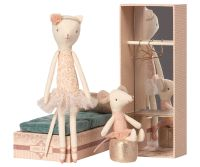 *NEW* Dancing Cat and Mouse in a Shoebox Dance Wardrobe