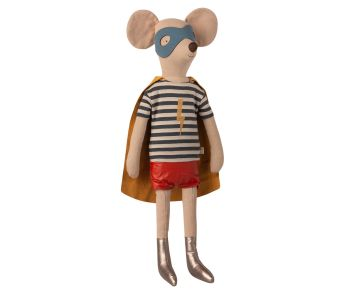 *NEW* Super Hero Boy Mouse - Maxi