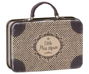 Metal Suitcase, Little Miss Mouse