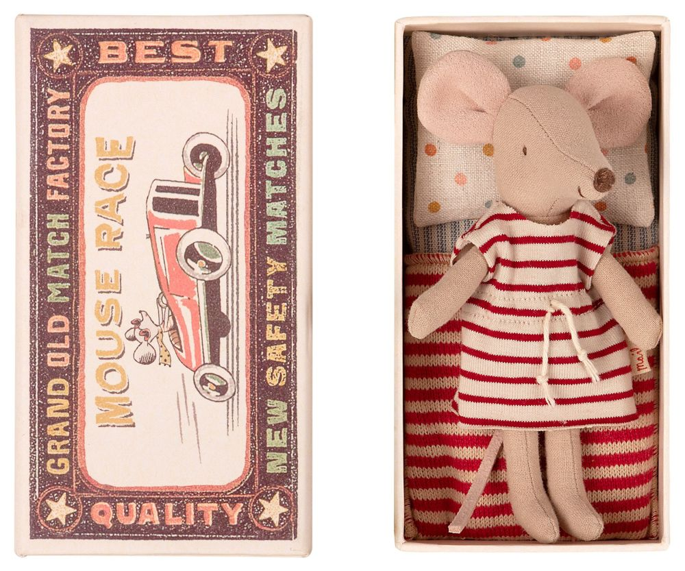 *NEW* Big Sister Beach Mouse in a Box