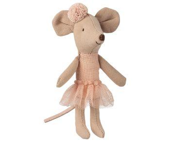 *NEW STYLE* Ballerina Mouse, Little Sister