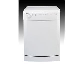 Beko Dishwasher 12 Place Setting White