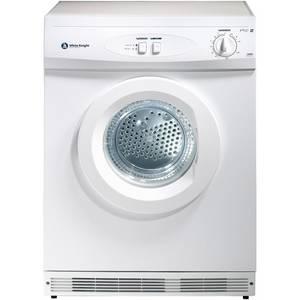 Whiteknights Tumble Dryer 6kg White