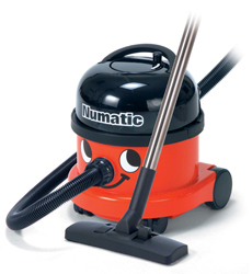 Numatic Henry Hoover Red
