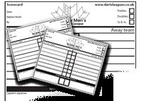 scoresheets