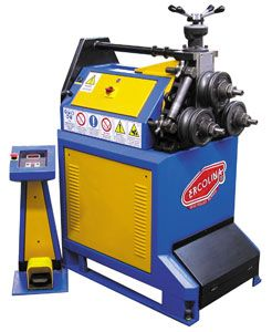 Ercolina CE40 Section Roller
