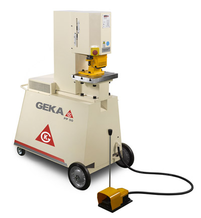 Geka PP50P Portable Punch