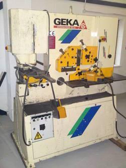 USED Geka Hydracrop 80/150A Steelworker