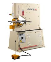GEKA PUMA 80H PUNCHING MACHINE