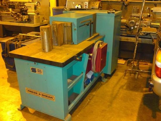 USED STIERLI 70 Ton Horiz Press