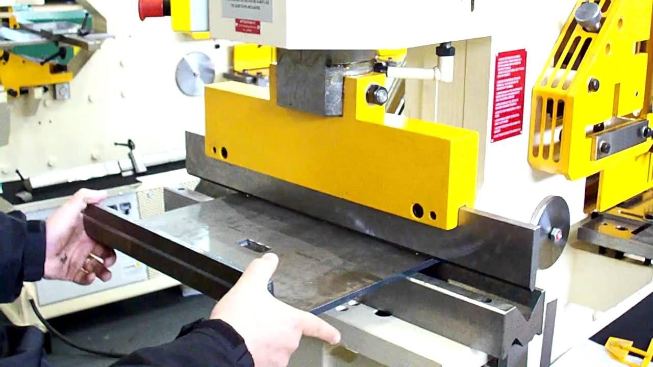 GEKA Steelworker Press brake attachment