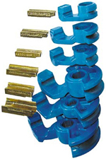 Ercolina Tube formers and dies