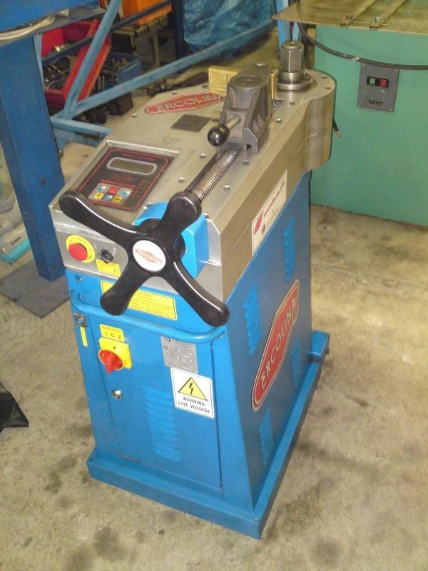 USED TB60 Tube bender